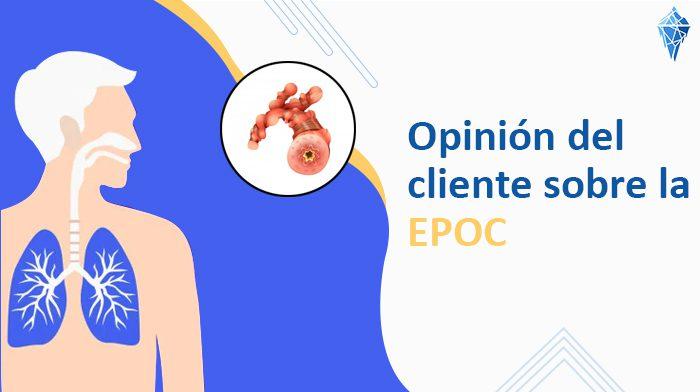 Opinión del cliente sobre la EPOC